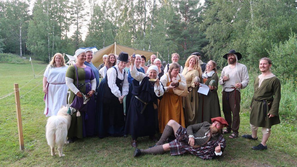 Medieval Group