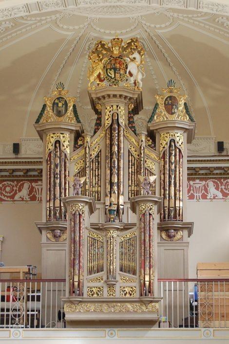 Trinity Organ image
