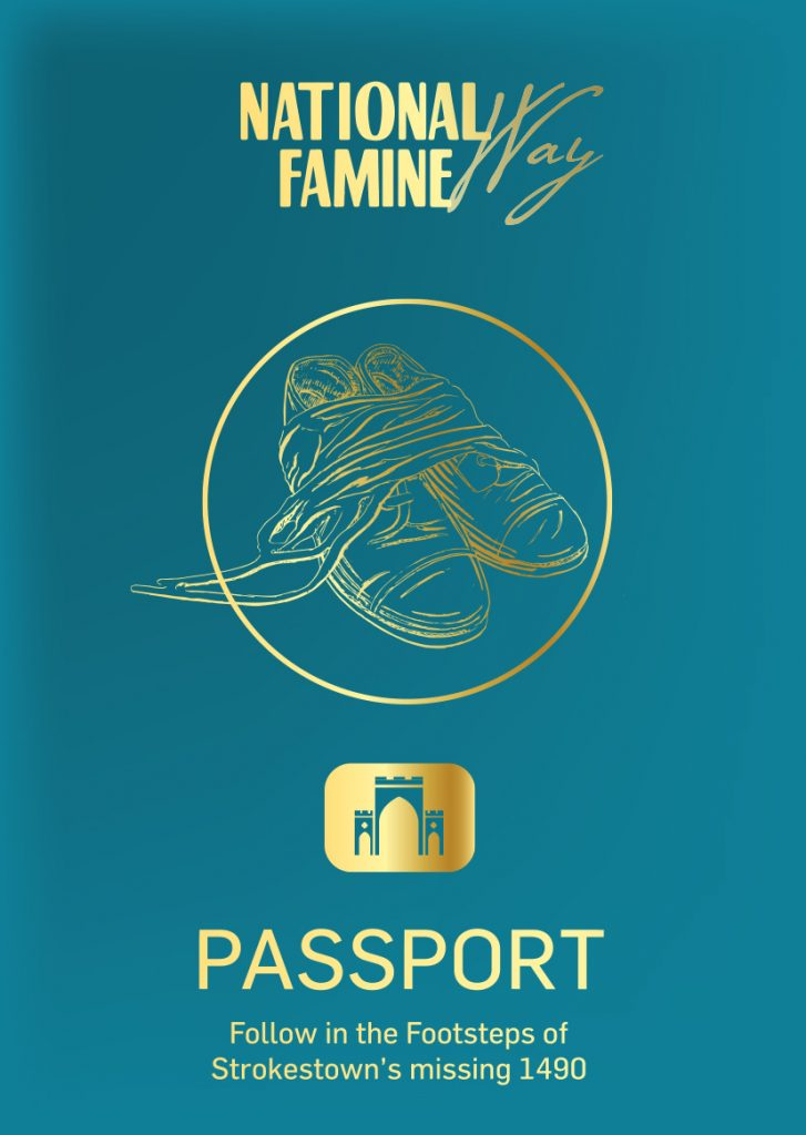 National Famine Way passport has been launched