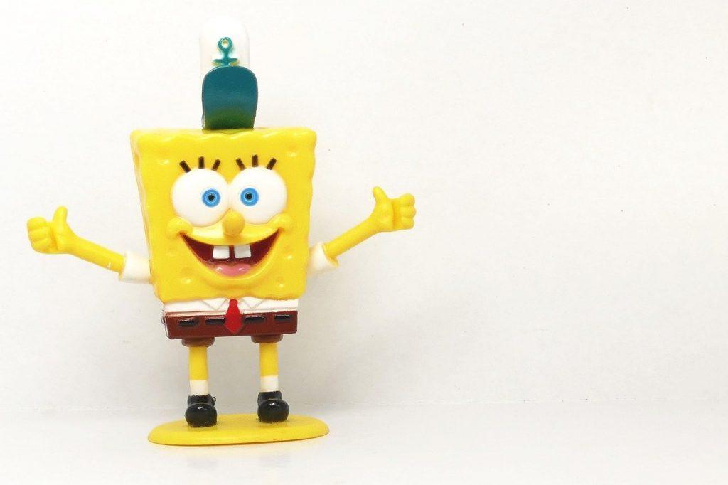 Spongebob an Scannán