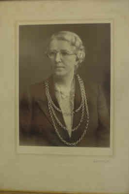 The first female Lord Mayor of Dublin Kathleen Clarke