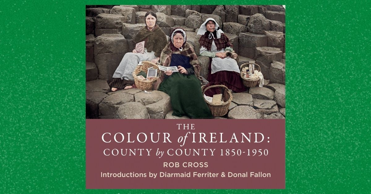Colour of Ireland