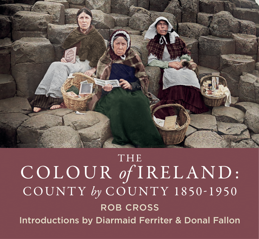 Closer look at The Colour of Ireland cover image.