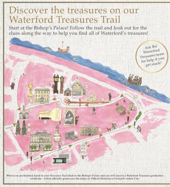 Waterford Treasures Trail