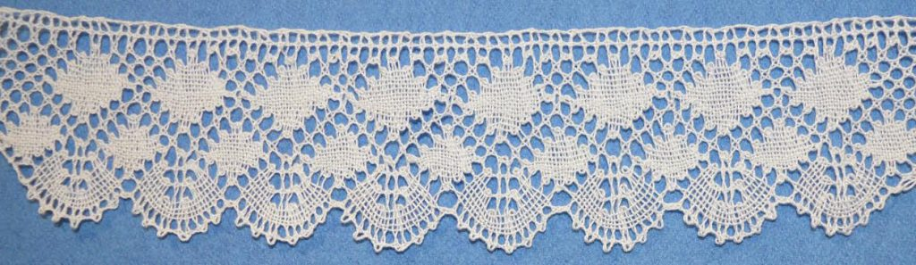 Headford Lacemaking - Replica of lac