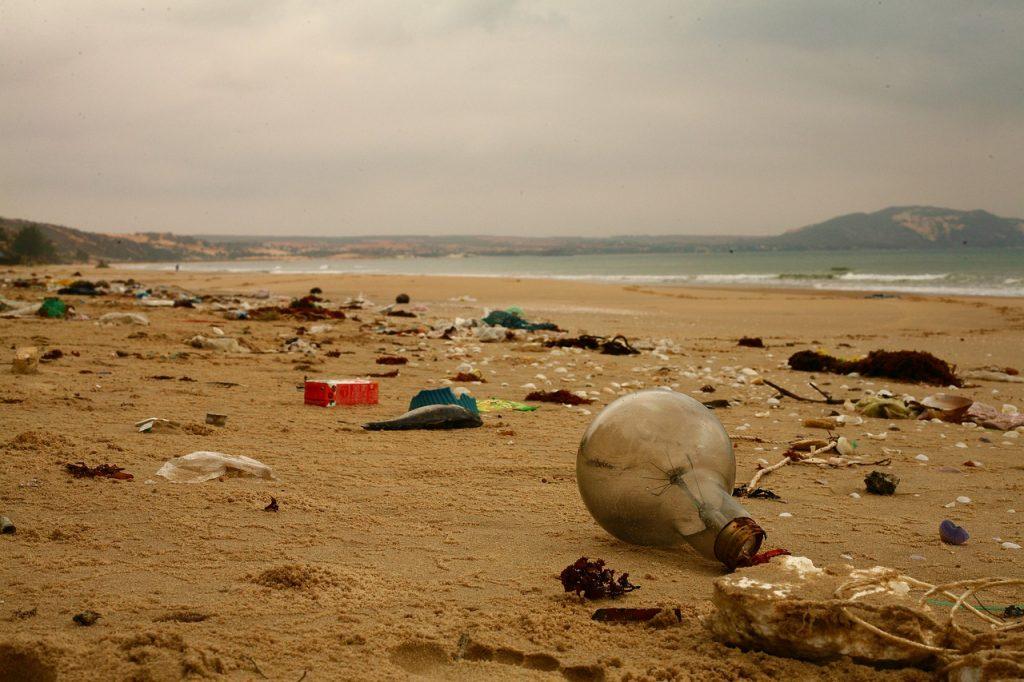 Big beach clean