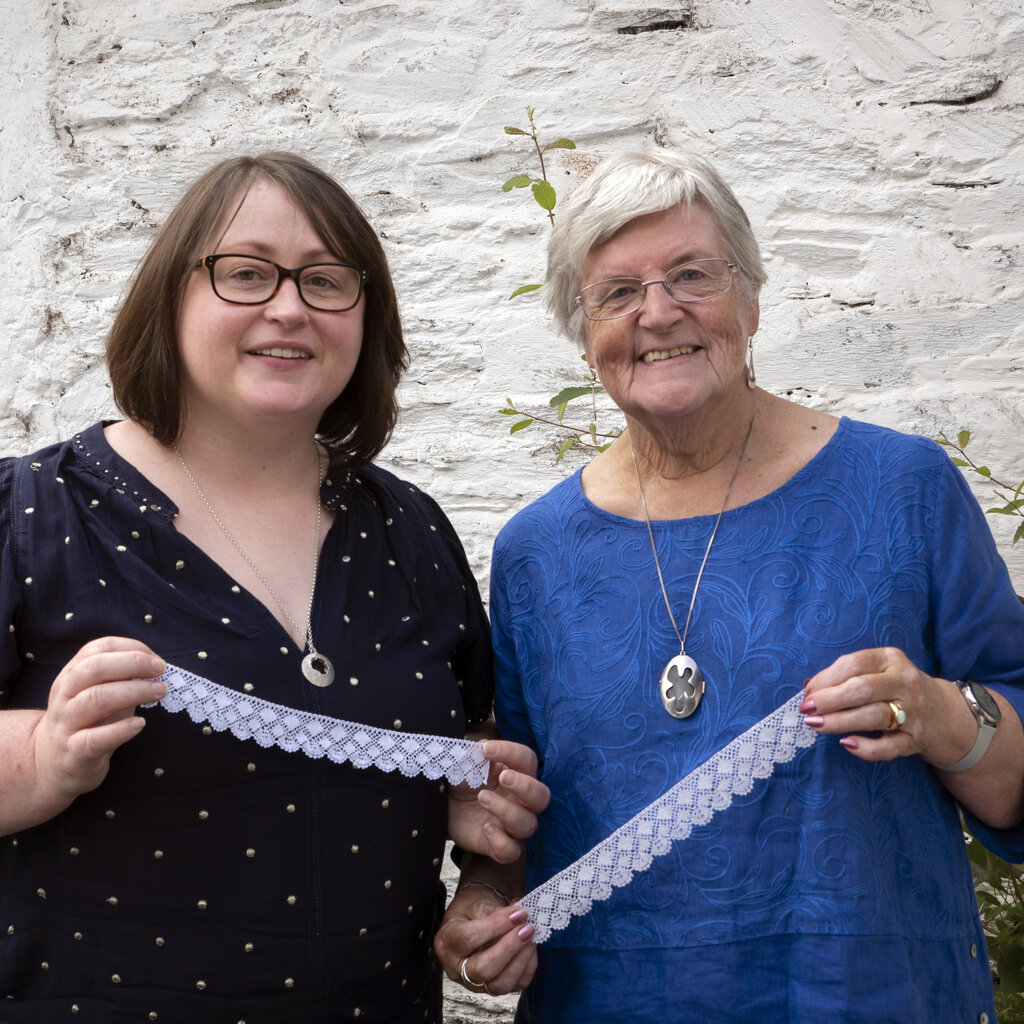 rsz norma owens and jackie magnin with their headford lace