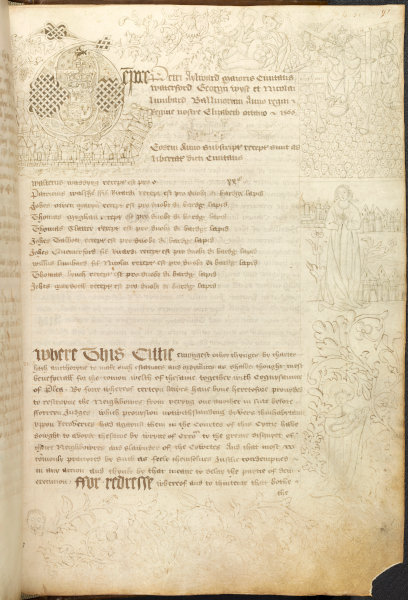 Great Calligraphy Festival to celebrate the Art of Writing in Waterford — the Great Parchment Book